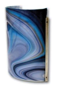 Wall Sconce Hardware Kit | Light Fixtures Delphi Glass