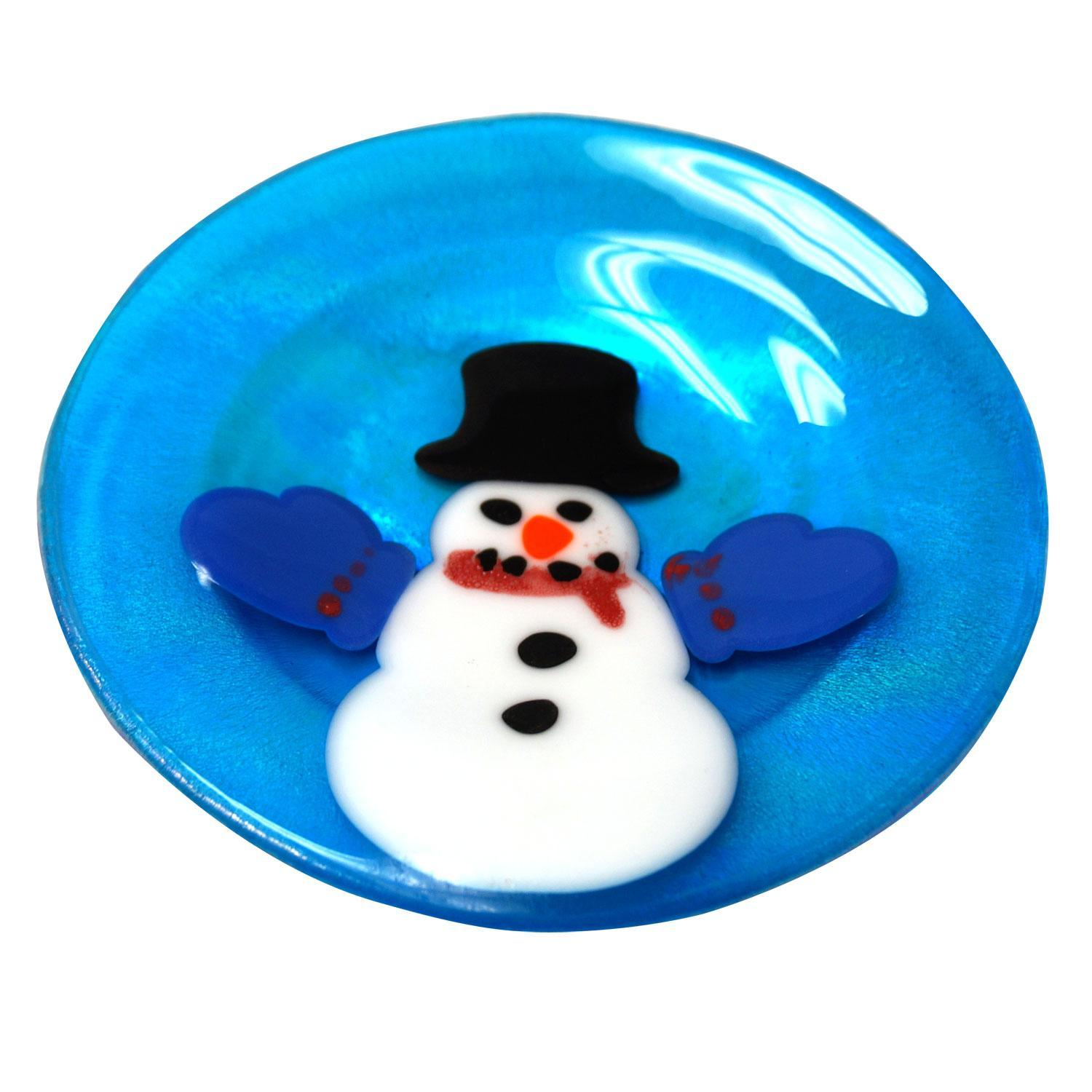 Snowman With Hat Fusible Pre Cut Assortment 2 Pack