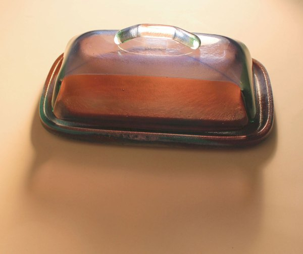 Butter Dish Bottom Casting Mold Special Order Home Decor