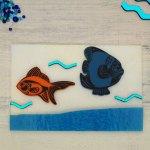 Free Fish Nightlight Project Guide Fusing Delphi Glass