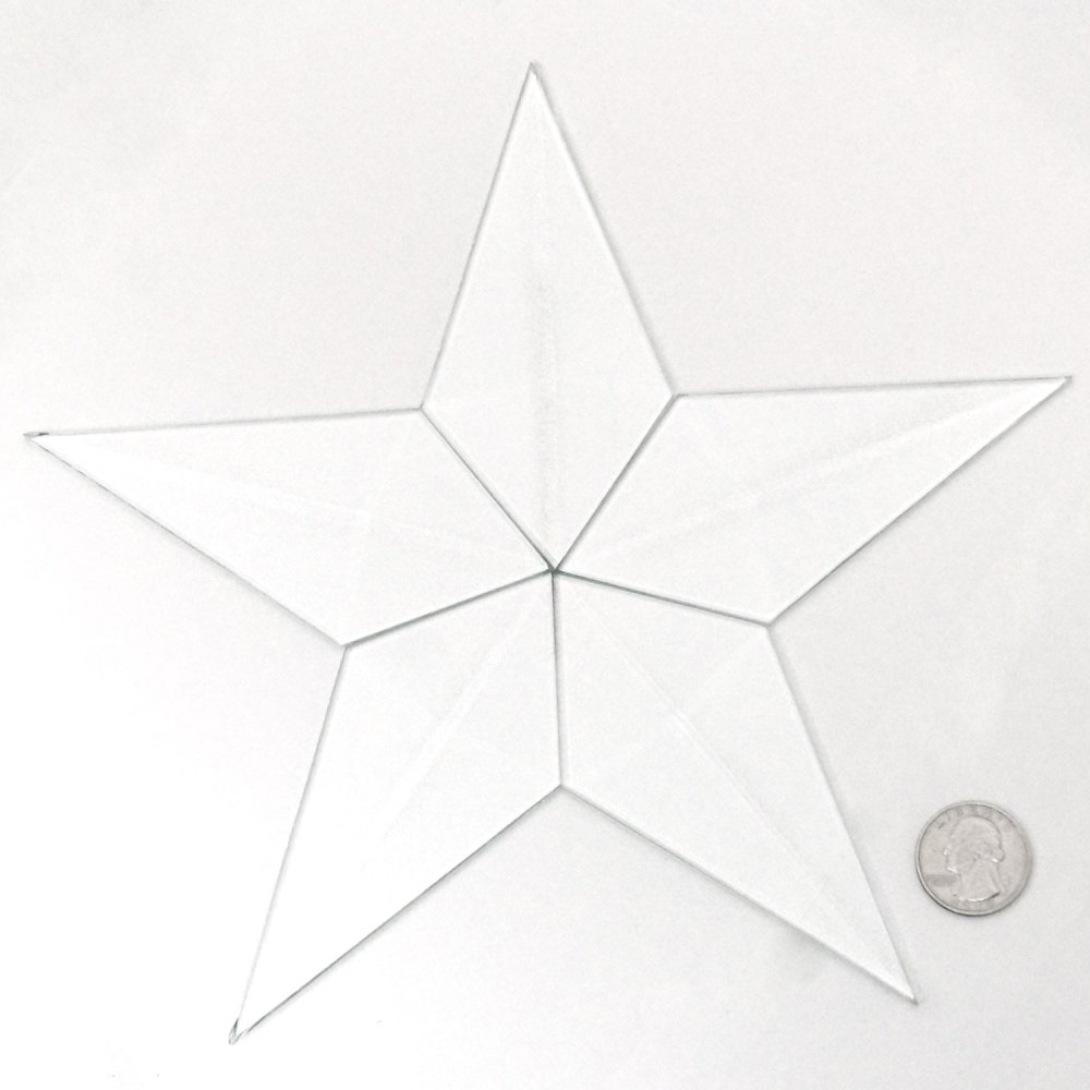 medium resolution of large barn star bevel cluster