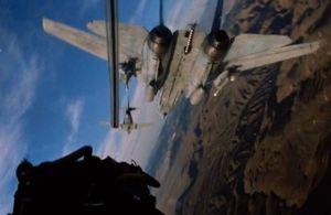 Top Gun - Wings Back