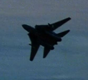 Top Gun - Wings forward