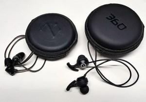 Zagg versus 360 3D headphones