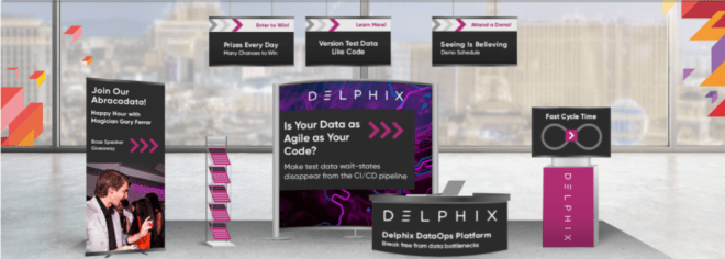 delphix booth devops enterprise summit 2020