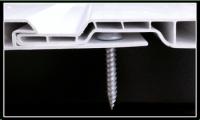 DelPro V-Groove Panel - Plastic Interlocking Wall and ...