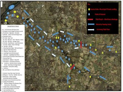rancocas map