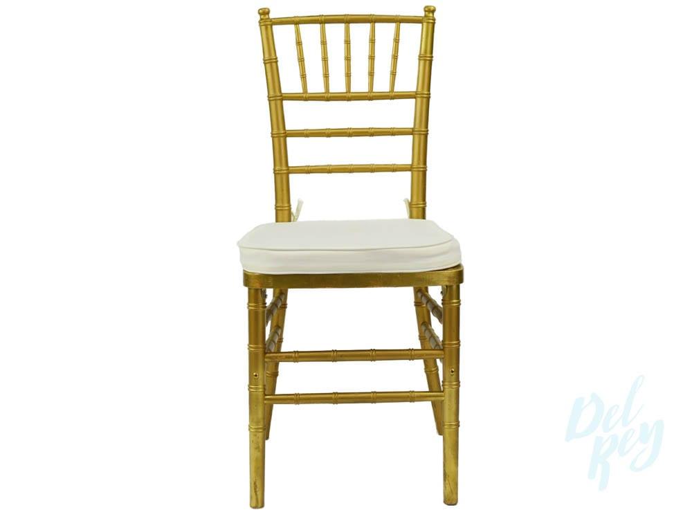 Gold Chiavari Chair  Gold Chair Rental  Wooden Chair