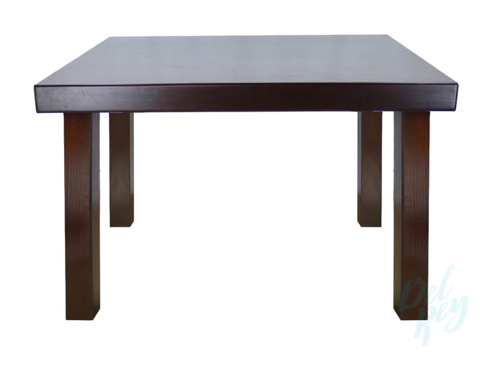refined wood 40 x 96 x 18 high coffee table