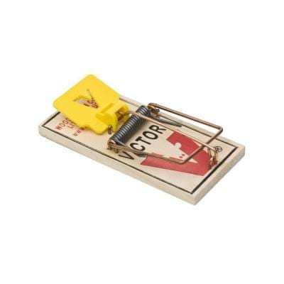 Victor M325 Mouse Snap Trap Scented Trip Pedal