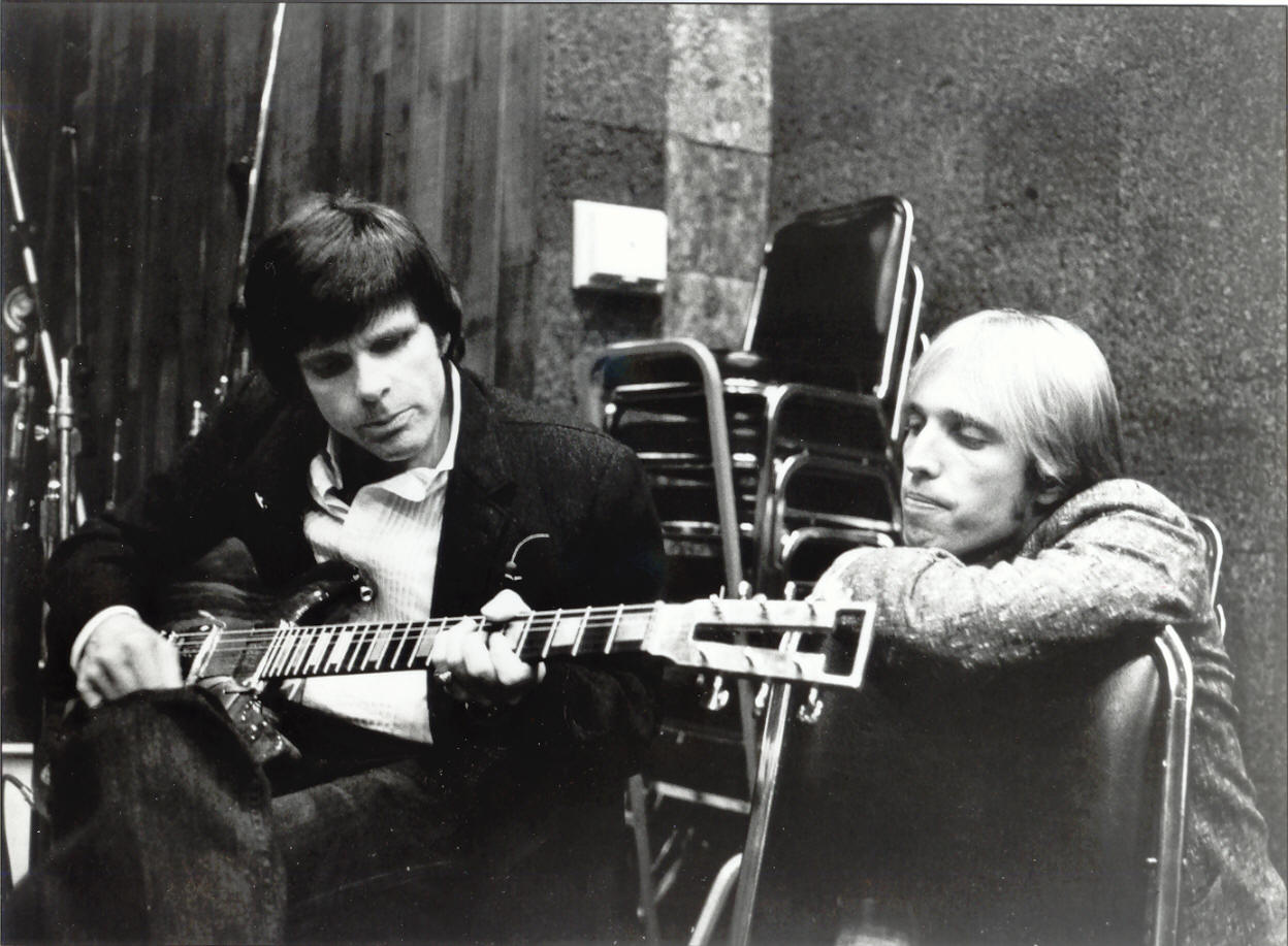 Image result for tom petty del shannon