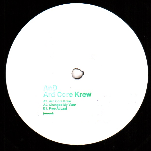 Cover art - AnD: Ard Core Krew