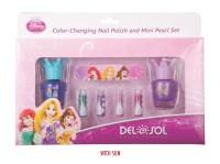 Del Sol Launches New Disney Nail Polish Accessories - Del Sol