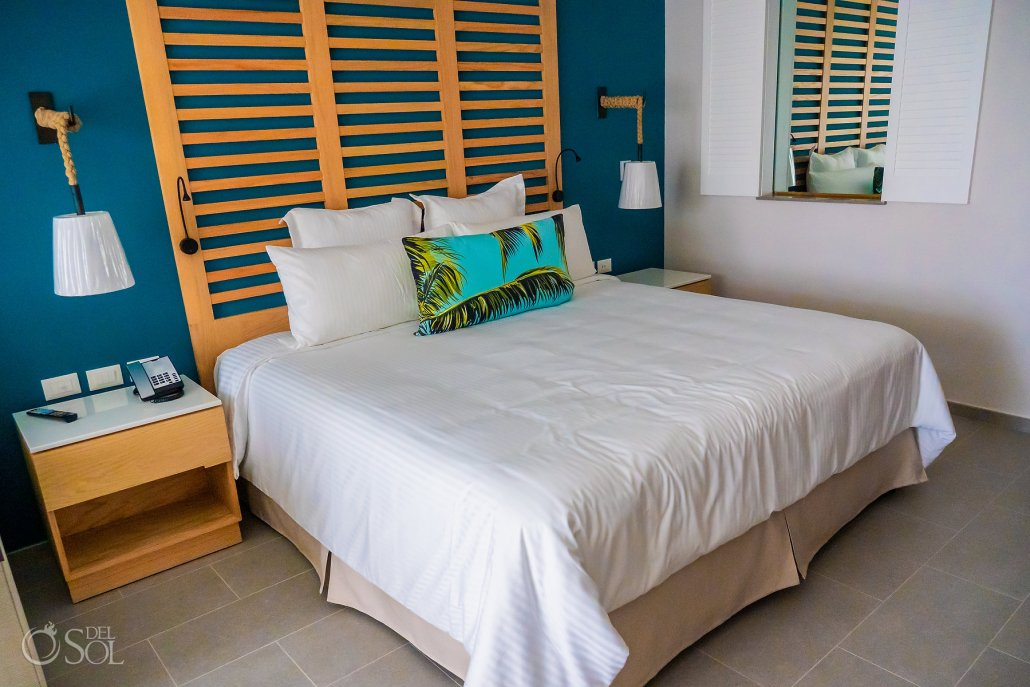 Now Natura Riviera Cancun guest room interior