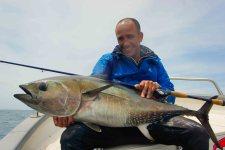 cyril gressot guide de pêche thon rouge