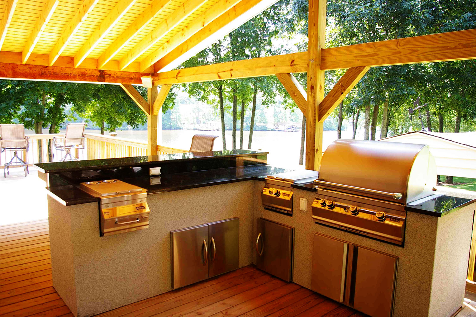 cheap outdoor kitchen how to build a bar out door attractive home design