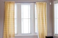 Ways to hang curtains : Furniture Ideas | DeltaAngelGroup