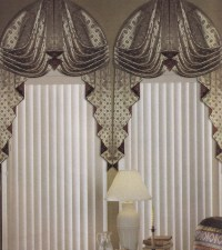 curtains for arched windows : Furniture Ideas ...