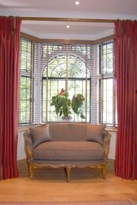 curtains for bay windows : Furniture Ideas | DeltaAngelGroup