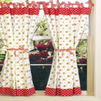 kitchen curtains target : Furniture Ideas