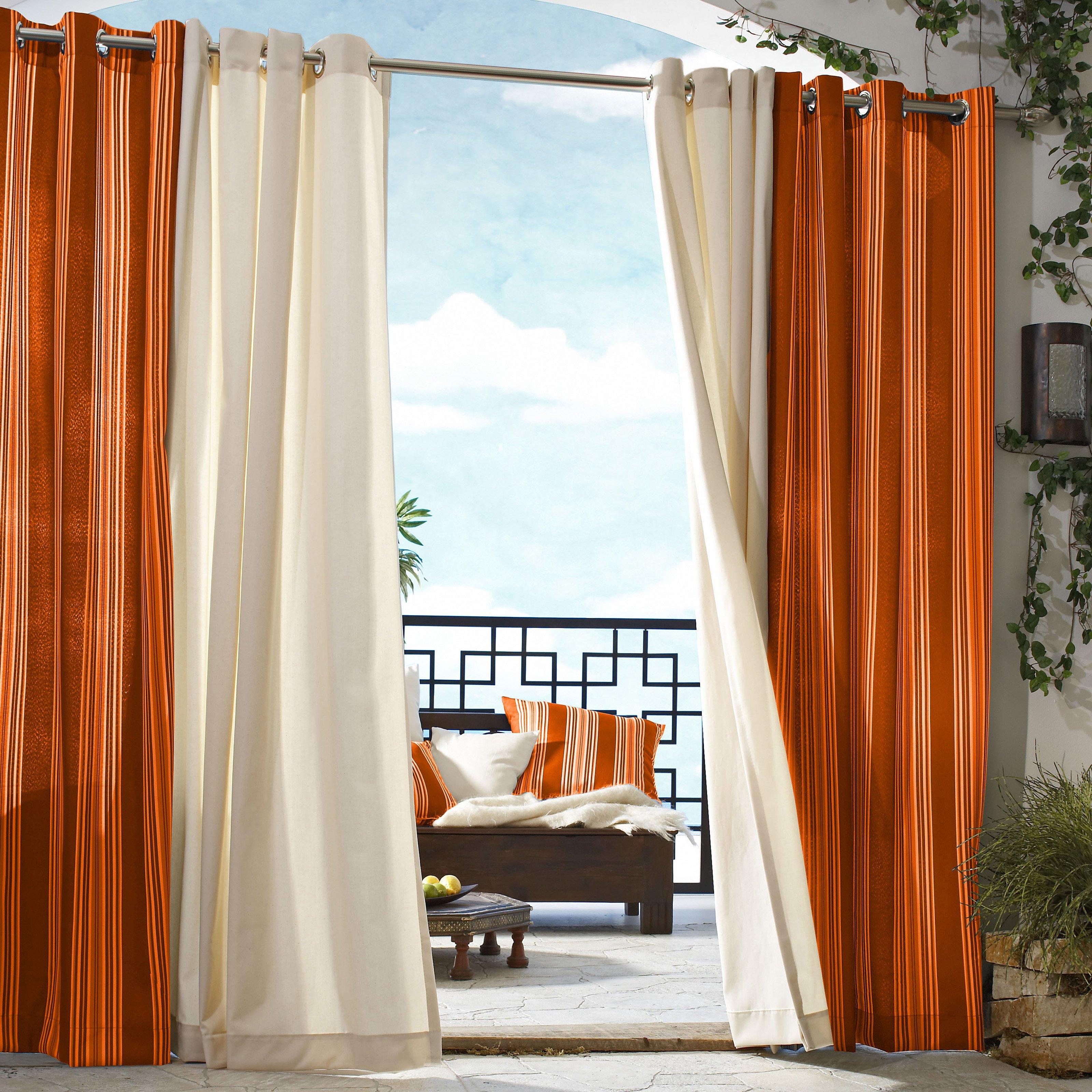 Sheer outdoor curtains - Outdoor Curtains Ikea Furniture Ideas Deltaangelgroup