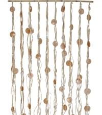 seashell curtains : Furniture Ideas | DeltaAngelGroup