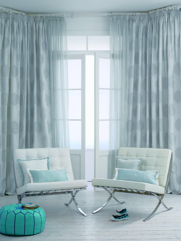 Tiffany blue curtains  Furniture Ideas  DeltaAngelGroup