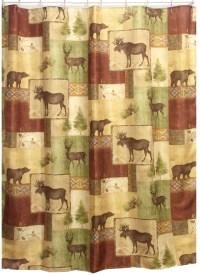 Cabin shower curtains : Furniture Ideas | DeltaAngelGroup
