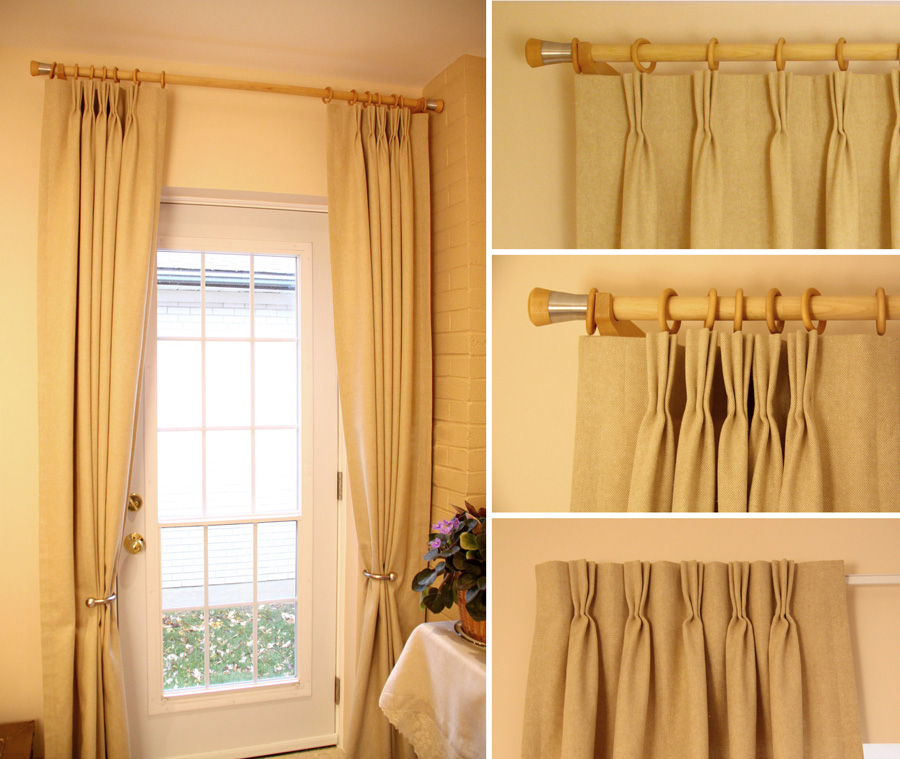 sewing pattern for curtains