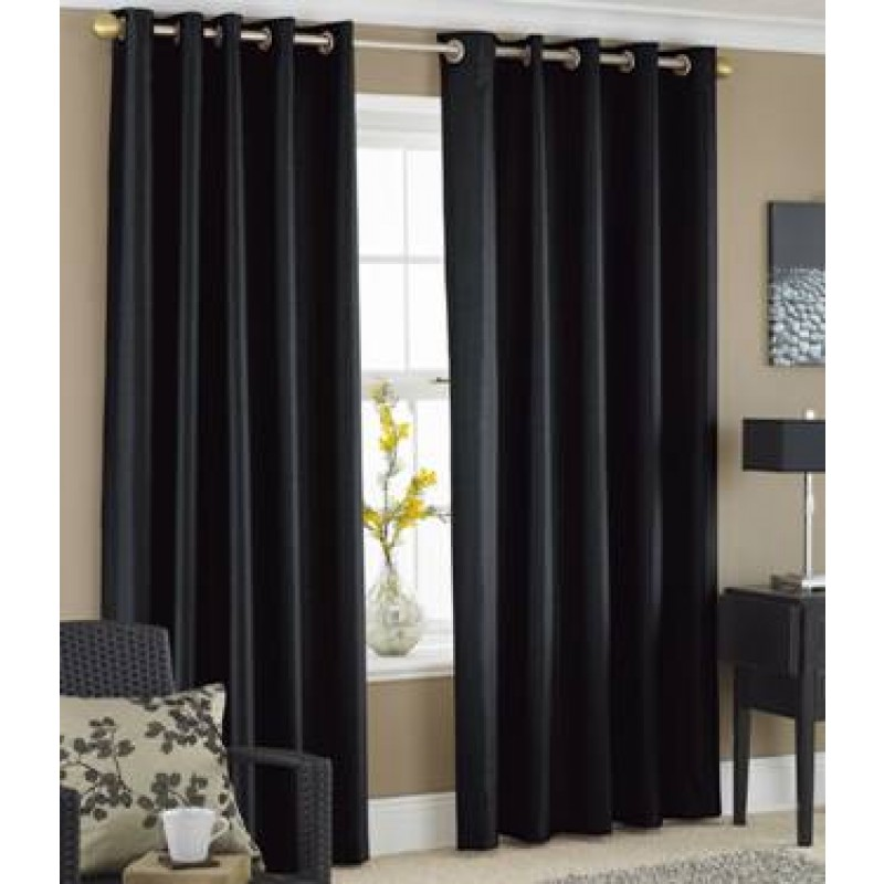 Black Blackout Curtains Furniture Ideas DeltaAngelGroup