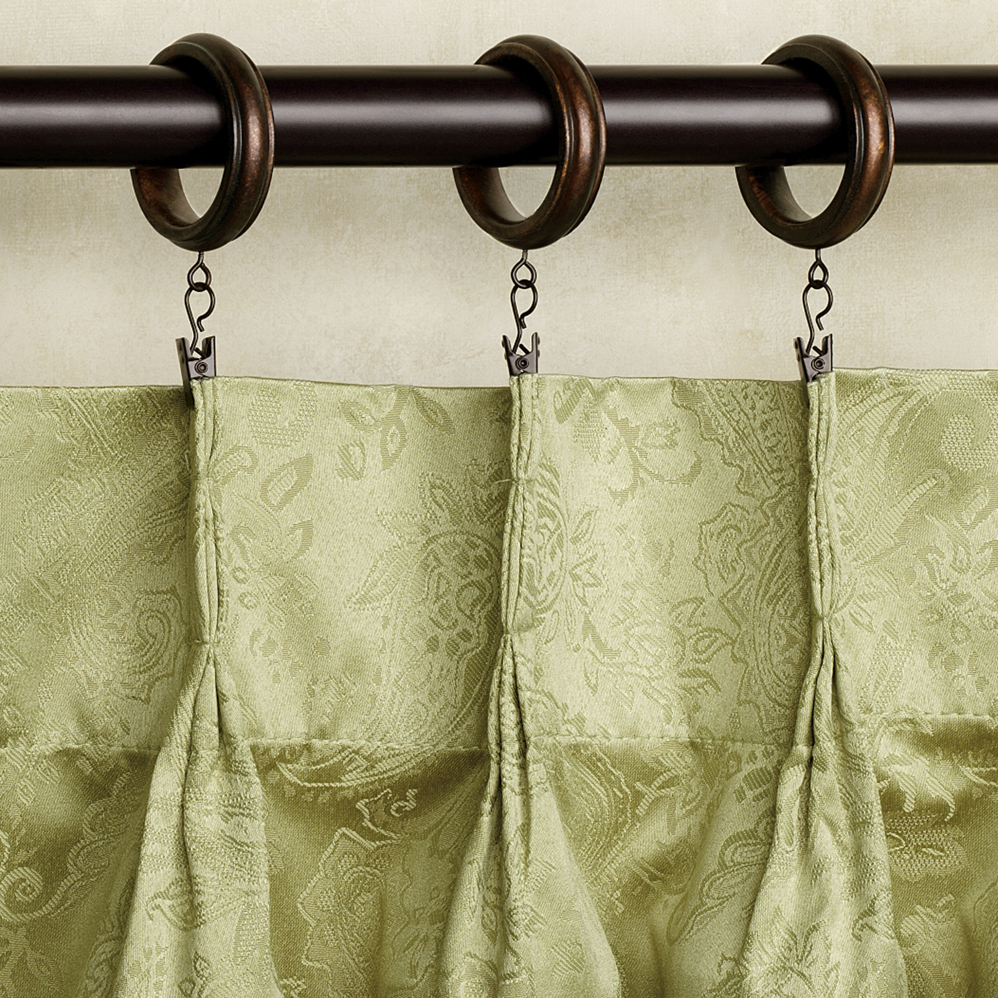 Clip On Curtain Rings Furniture Ideas DeltaAngelGroup