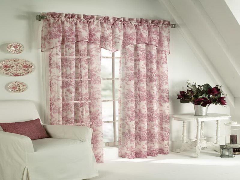 Cottage Style Curtains Furniture Ideas DeltaAngelGroup