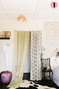Different ways to hang curtains : Furniture Ideas ...