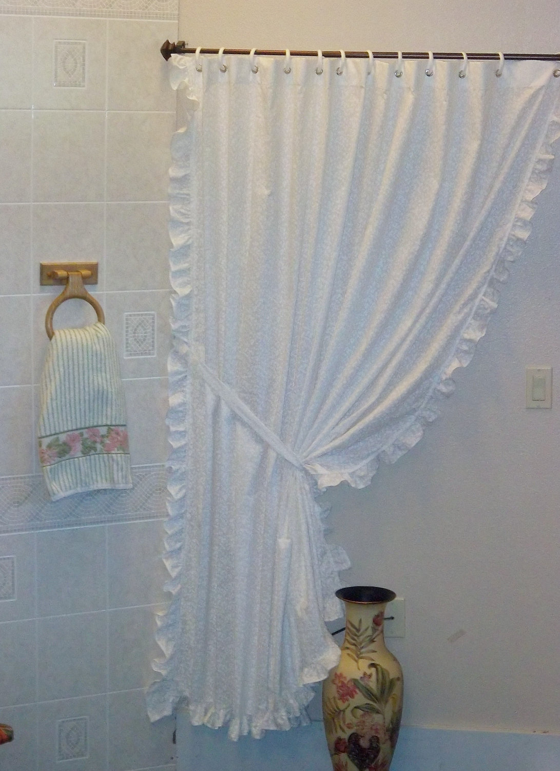 Victorian shower curtains  Furniture Ideas  DeltaAngelGroup