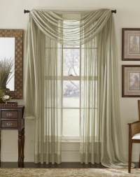 How to hang sheer curtains : Furniture Ideas   DeltaAngelGroup