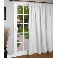 Insulated curtains for sliding glass doors : Furniture