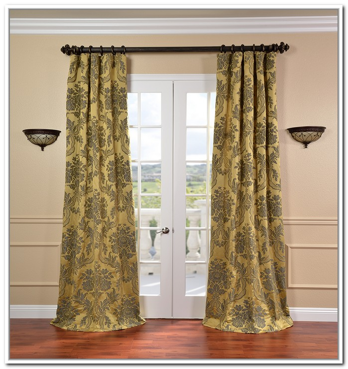 french door curtains jcpenney