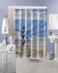 Lighthouse shower curtains : Furniture Ideas   DeltaAngelGroup