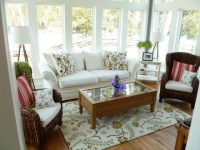 Small sunroom : Furniture Ideas | DeltaAngelGroup
