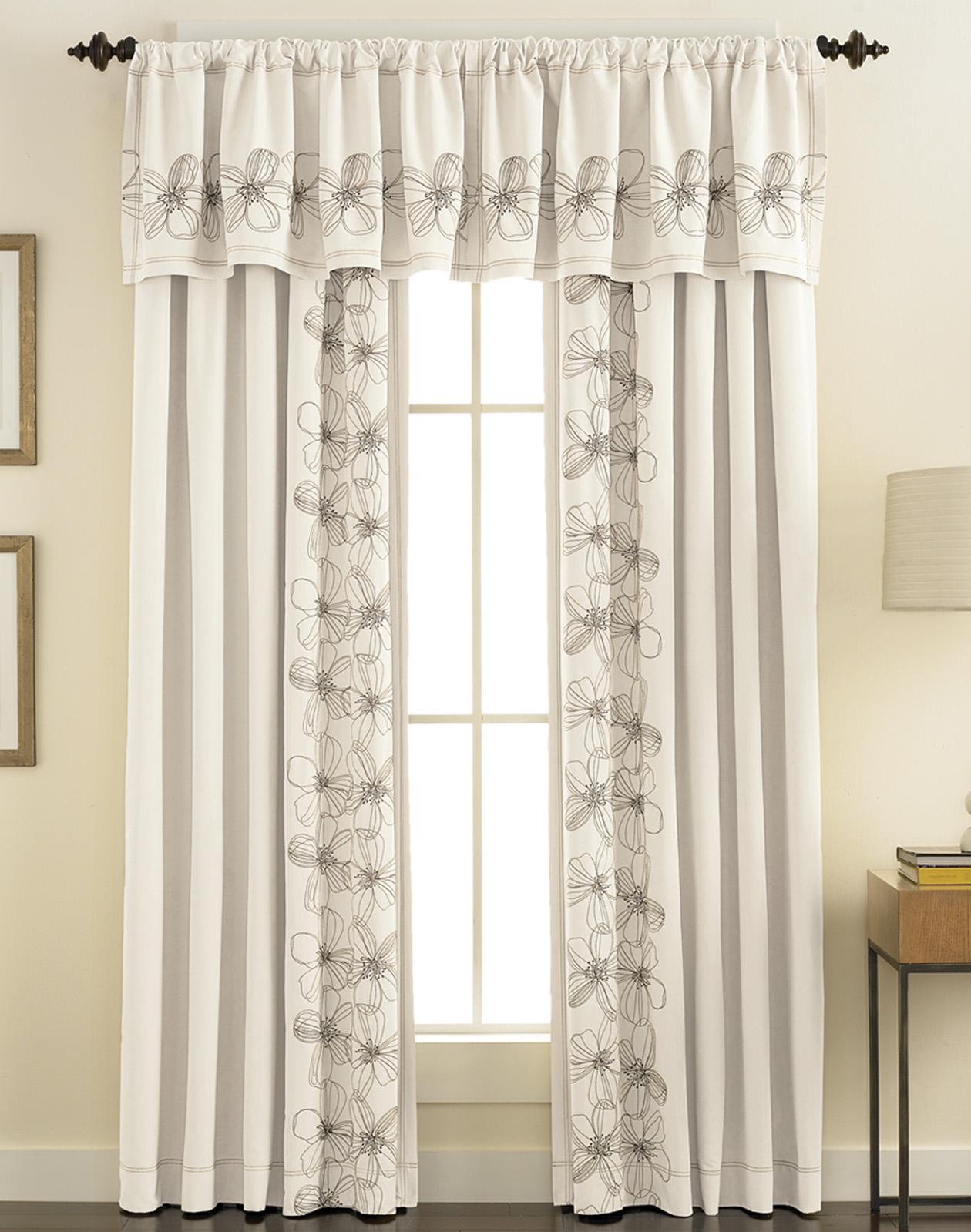 Valence curtains  Furniture Ideas  DeltaAngelGroup