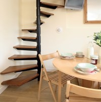 Compact stairs : Furniture Ideas | DeltaAngelGroup