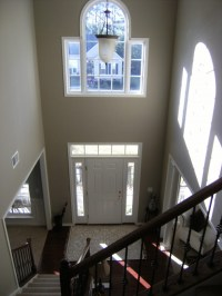2 Story Foyer Decorating Ideas : Furniture Ideas