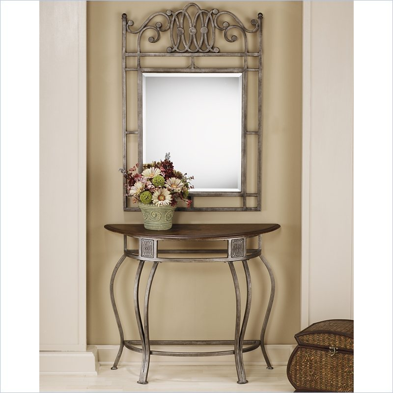 Foyer Console Table And Mirror Set : Furniture Ideas