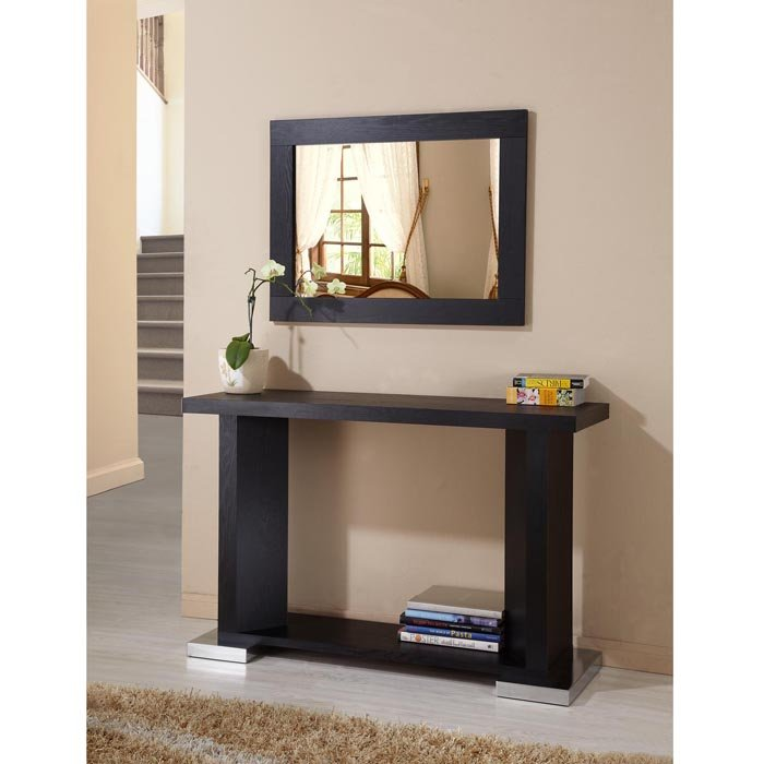 Foyer Table And Mirror Set : Furniture Ideas