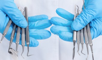 Learn about those teeth tools you see during a dental check-up.