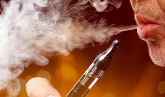 """E-cigarettes are coined as the """"healthier cigarette."""" But are they really all that healthy?"""