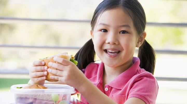 These foods will help your students make the grade!