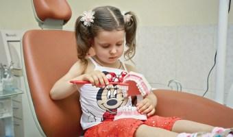 Kids Summer Dental Visits