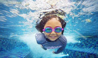 Swimmers and Oral Health