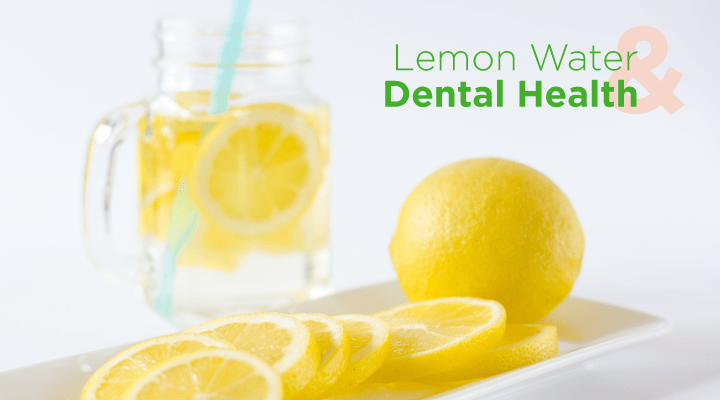Lemon Water and Dental Health